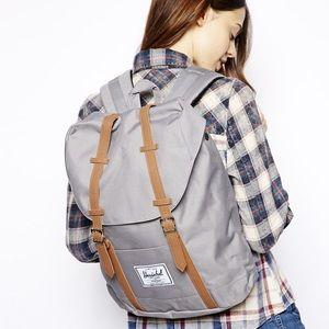 97786952e4 Herschel Supply Company Bags - Herschel Retreat Mid-Volume Backpack Grey